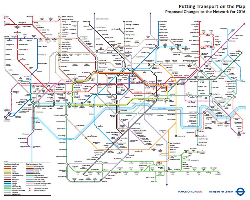 План развития Лондонского