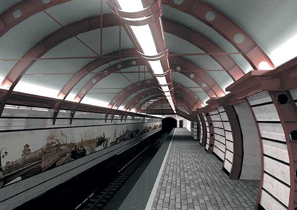 """метро - """"Обводный канал"""""""